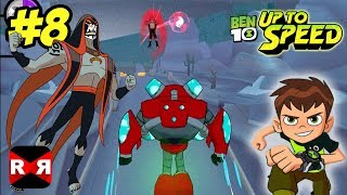 Ben 10: Up to Speed - Chapter 5: The Return of Hex - Gameplay Part 8