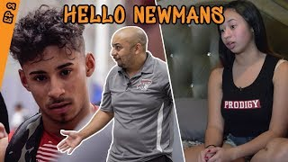 """Scouts In Here, Give Them A SHOW!"" Julian Newman Feels The PRESSURE & Jaden DESTROYS HIM 😱"