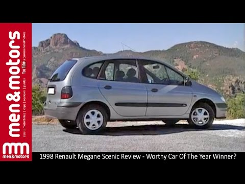 1998 Renault Megane Scenic Review Worthy Car Of The Year Winner