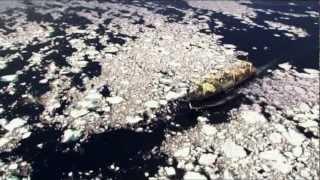 Whale Wars - Nisshin Maru in Gefahr
