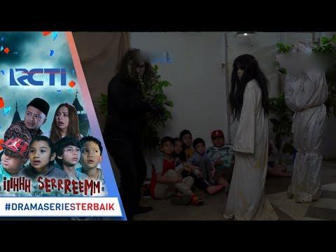 IH SEREM Gawattt Anak anak Disandra Kuntilanak & Pocong 8 Desember 2017