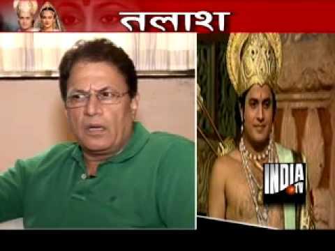 Talash of Arun Govil, Deepika Chikhalia - Ram and Sita of Ramayan (Part 3)