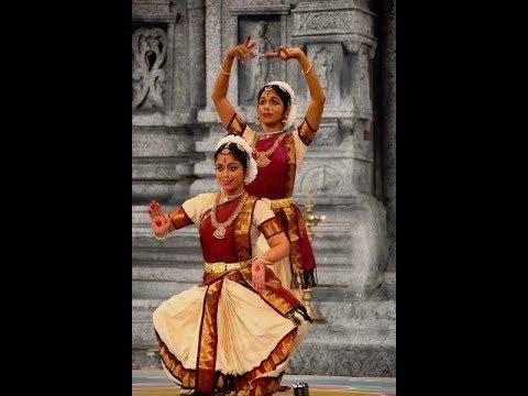Sridevi Nrithyalaya - Bharatanatyam Dance - Sheela Unnikrishnan & Shobha Korambil Kuchipudi Duet