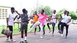 Lil Win Eye Wo Dia Ft Kalybos Dance video by YKD [yewo krom dancers]