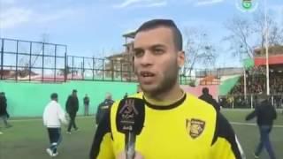 Déclaration de Djabou Amar après le Match WAB vs CABBA 1-0 (27/01/2017)