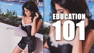 Education 101 - The Hot Indian Teacher | Shenaz Treasurywala