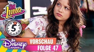 5 Minuten Vorschau - SOY LUNA Folge 47 || Disney Channel