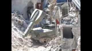 سلاح روسي جديد في سوريا مرعب جدا