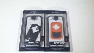 Rokform Sport v3 w/ Car Magnetic Dash Mount Case for iPhone 6 Unboxing Review @Rokform