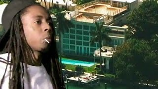 Lil Wayne vs wizkid finest mansion who is the richest