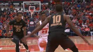 Highlights   Syracuse vs Oakland