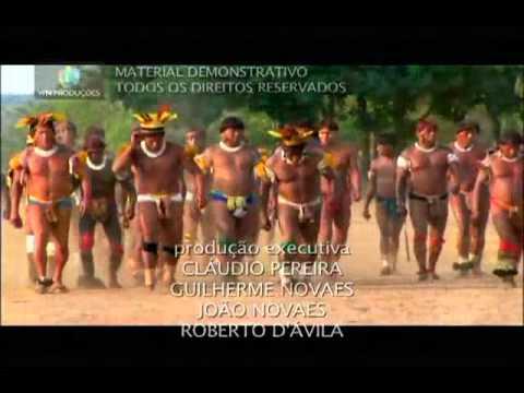 Documentário sobre o Xingu