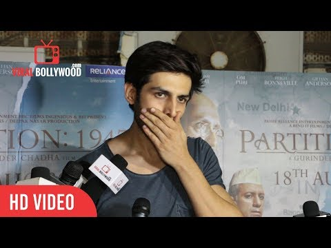 Kartik Aaryan On His Upcoming Movie Projects | Partition 1947 Special Screening
