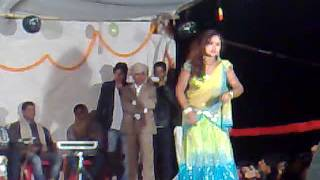 Aata sane gaelu(bhojpuri stage show program)