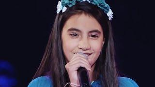 لين الحايك – ان راح منك يا عين - مرحلة المواجهة الأخيرة – MBCTheVoiceKids