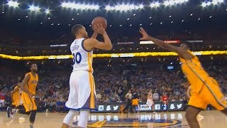 This Is Why Stephen Curry Is The Greatest Shooter Of All Time In The NBA!