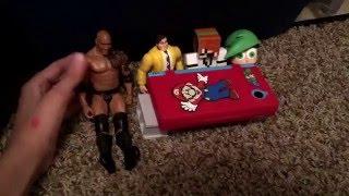 SMF Wrestling: The Rock