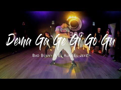 Xxx Mp4 Bad Bunny X El Alfa El Jefe Dema Ga Ge Gi Go Gu CHOREOGRAPHY BY Jeremy Iturri 3gp Sex