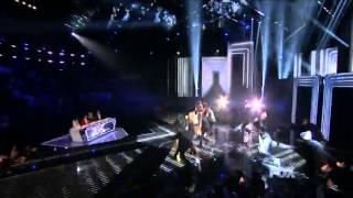 Little Mix singing