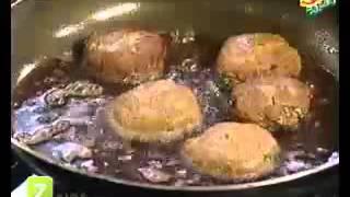 Galawat Kay Kabab, Vegetable Daal And Vinegar Onion Chicken by Zubaida Tariq   Zaiqa