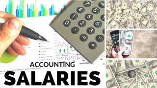 How Much Do Accountants Really Make??? | Average Accounting Salaries |