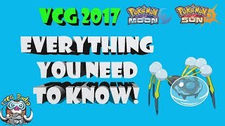 Araquanid should be played more in VGC 2017! (Movesets, EV Spread)