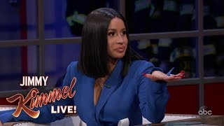 Cardi B Reveals What She
