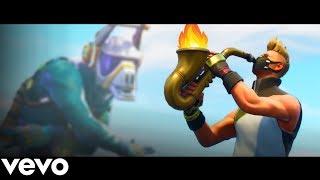 DJ Yonder - Epic Sax Guy ft. Drift (Official Fortnite Music Video)