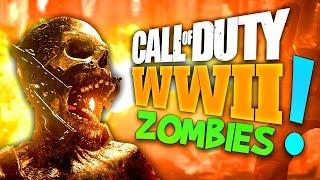 WWII Zombies - Remagen Bridge  (COD Zombies Mod)