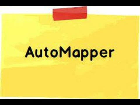 What is the use of C# Automapper ?