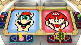 Super Mario Party - All 2-vs-2 Minigames