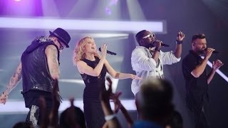 The Coaches Sing Hall Of Fame | The Voice Australia 2014