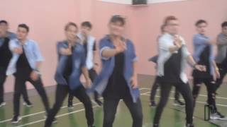Mastermind Dance Cover- Isang daan by Sam Concepcion