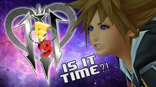 KINGDOM HEARTS 3 AT E3 2017?! IS IT TIME?!