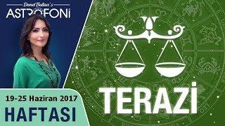 Terazi Burcu Haftalık Astroloji Burç Yorumu 19-25 Haziran 2017