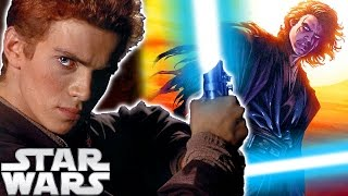The First Time Anakin Skywalker Used the Dark Side and How it Made Him Feel - Star Wars Explained