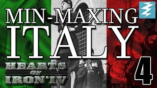 HOW TO INVADE AMERICA [4] Italy - Hearts of Iron IV HOI4 Paradox Interactive