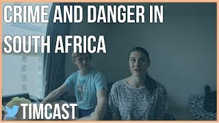 CRIME AND DANGER IN SOUTH AFRICA