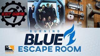 Burning Blue - Episode 2 - Escape Room