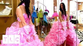 14 Year Old Looks for a Husband at Her Halloween Party | My Big Fat American Gypsy Wedding