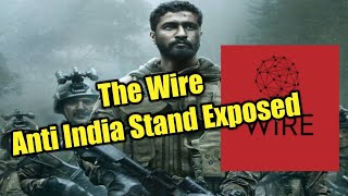 The Wire- Anti Indian Army propaganda EXPOSED | Aaj ki Taza Khabar