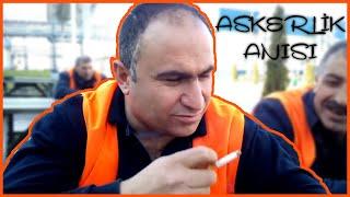 Askerlik anısını anlatan belediye işçisi (KOMİK VİDEOLAR #2)