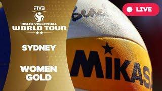 Sydney  2-Star 2017 - Women gold - Beach Volleyball World Tour