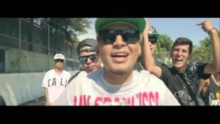 The Poison Kings Ft. AB Perez & Maniako - Hablan Al Peso | Video Oficial | HD