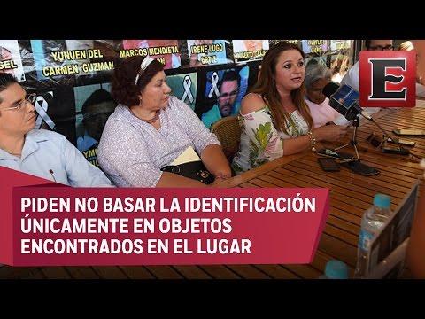 Piden pruebas de ADN para identificar restos en fosas de Veracruz