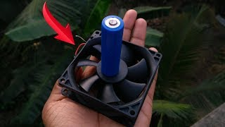 Top 3 incredible ideas with CPU fan//awesome life hacks