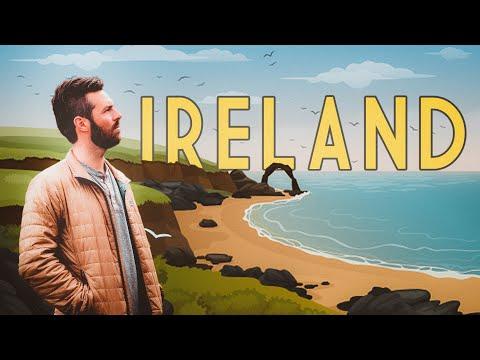 My First Trip to Ireland Travel Film