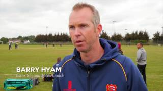 EssexTV | Wahab Riaz attends East London Cricket Festival