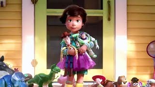 Toy Story 3 - Andy Says Goodbye to His Toys (Eu Portuguese)