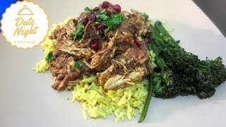 Fesenjan Recipe   Persian Chicken Stewed with Pomegranate and Walnuts